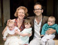 Iona + Dominic + family